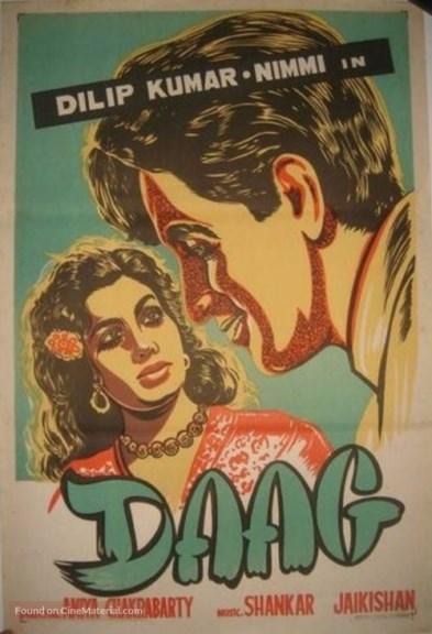 مشاهدة فيلم Daag (1952) مترجم