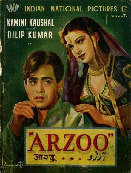 مشاهدة فيلم Arzoo (1950) مترجم